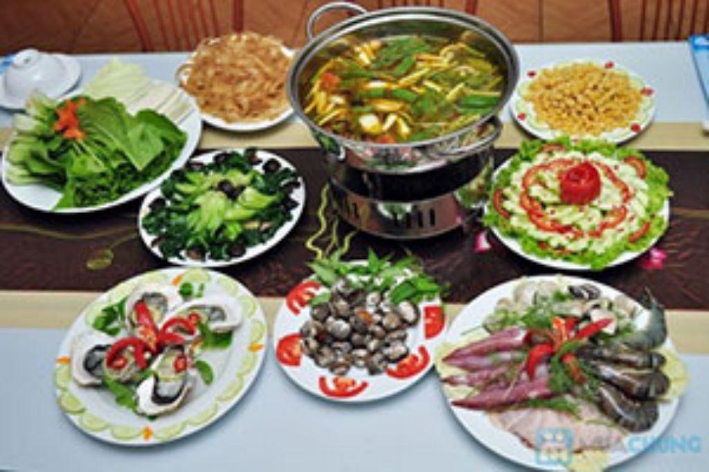 Đặt bàn nhà hàng Trùng Dương