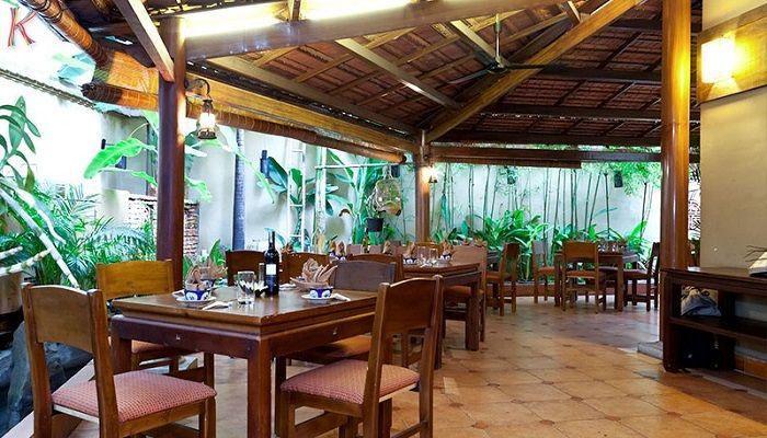 Bên trong nhà hàng Trùng Dương Phú Quốc