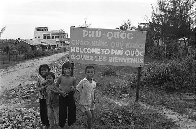 Đảo Phú Quốc thời còn sơ khai