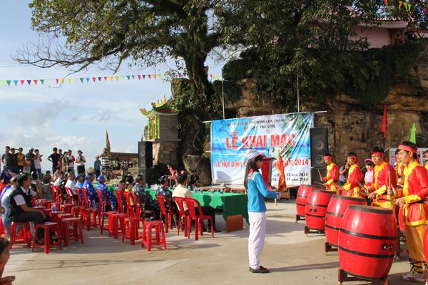 Lễ hội đền Dinh Cậu - Phú Quốc