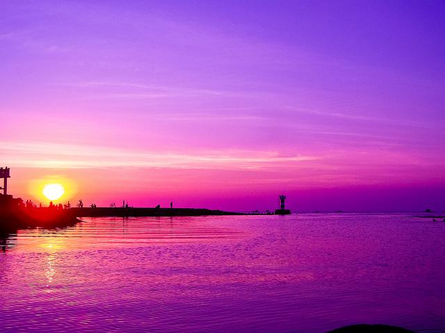 Phú Quốc đẹp nhất là lúc hoàng hôn