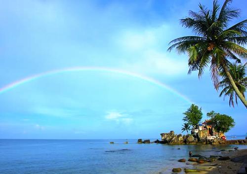 Vẻ đẹp của biển đảo Phú Quốc