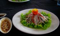Học cách làm món gỏi cá trích tươi ngon của du lịch Phú Quốc