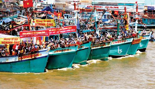 Kết quả hình ảnh cho lễ hội Nghinh Ông Phú Quốc