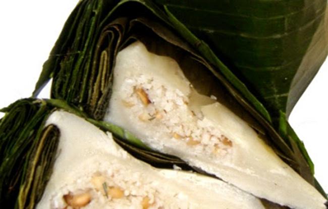 Thưởng thức bánh tình yêu đặc biệt của dân tộc Dao vùng Tây Bắc