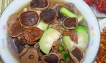 Canh nấm tràm, hương vị thơm ngon hiếm có của Quảng Bình