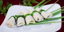 Măng cuốn thịt – Món ăn độc đáo của ẩm thực Hà Giang