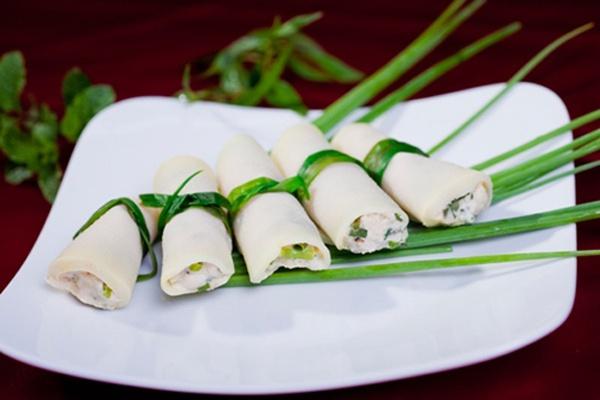 Măng cuộn thịt Hà Giang