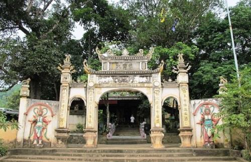 Đền Cô Tiên Sầm Sơn